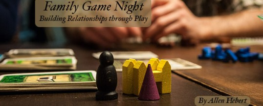 Let's Bring Back Family Game Night