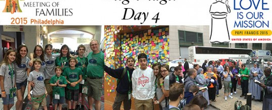 A Day of Service and Inspiration
